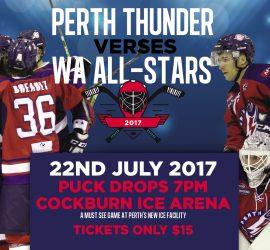 Perth Thunder V WA All-Stars