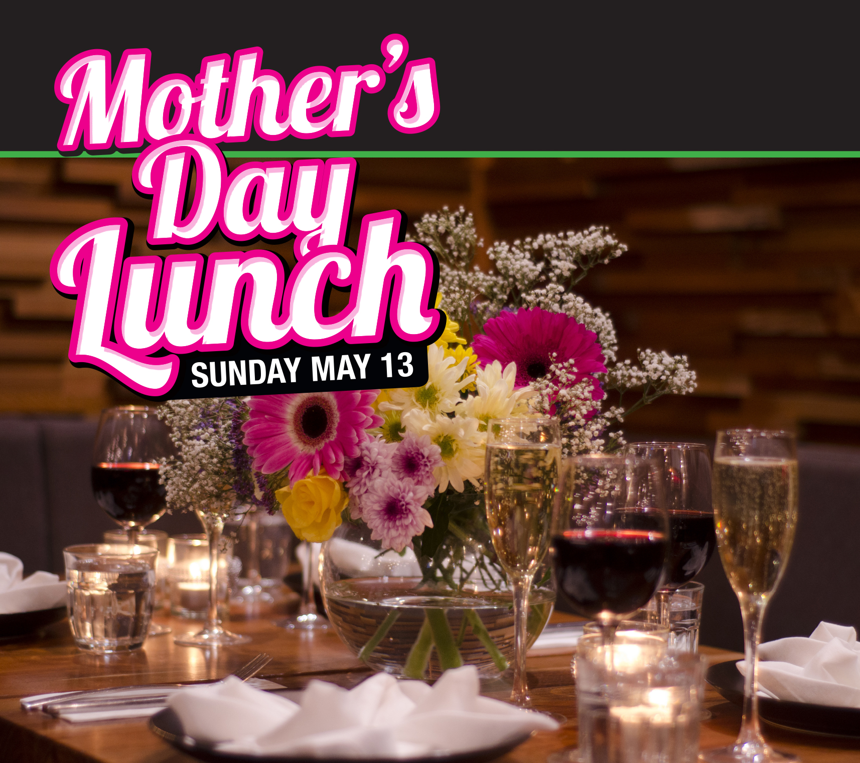 Mother's Day Lunch at Cabin 401 Bar and Grill Bibra Lake