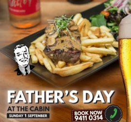 Father's Day Lunch or Dinner