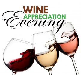 Wine Appreciation Evening