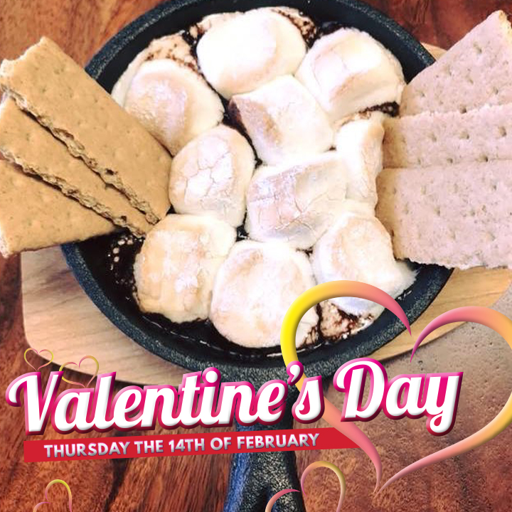 Valentine's Day Dinner at Cabin 401 Bar & Grill