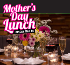 Mother's Day Lunch at Cabin 401