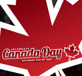 Canada Day at the Cabin