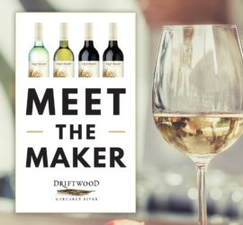 Meet the Maker – An Evening With Driftwood Estate