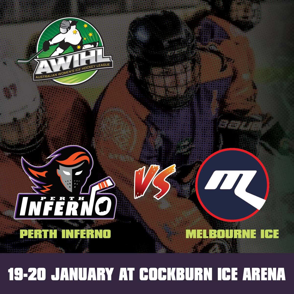 perth inferno vs melbourne ice